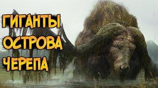Существа Гиганты из фильма Конг: Остров Черепа (виды, биология, способности)