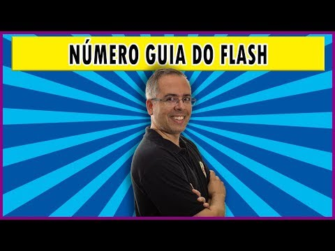 Número guia do flash - respondendo dúvidas dos inscritos