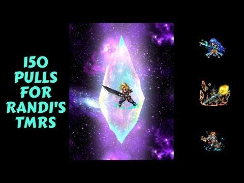 ( FFBE ) Final Fantasy Brave Exvius : Cloud banner pulls!