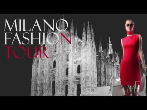 check out d3752 be15e Milano Fashion Tour