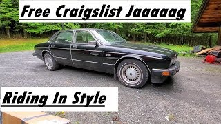 I Got A FREE Jaguar XJ6 Off Craigslist!