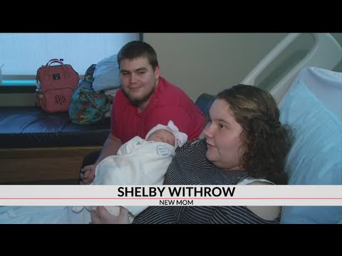 First baby of 2019 at Spartanburg Medical Center