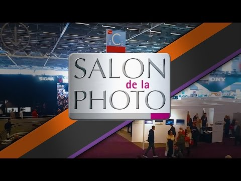 Vlog : Salon de la photographie Paris