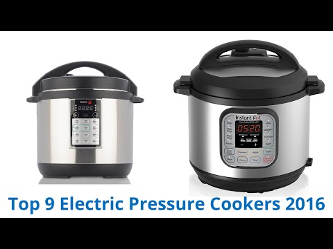 9-best-electric-pressure-cookers-2016