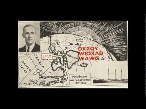 Alec Templeton -Man With New Radio-78 RPM + 1930s Vintage Radio DX QSL post cards