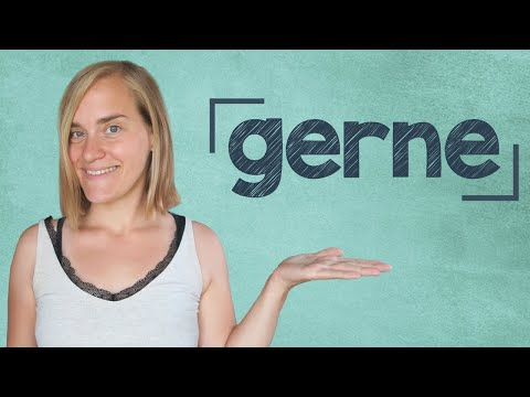 "German Lesson (90) - How to Say ""I like to..."" - German Vocab and Useful Expressions - A2"