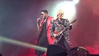 QUEEN + Adam Lambert - Tear It Up @ O2 Arena London Day 2 - 4.7.2018