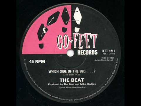 """The Beat """"Which Side of The Bed...?"""" (extended 12"""" version)"""