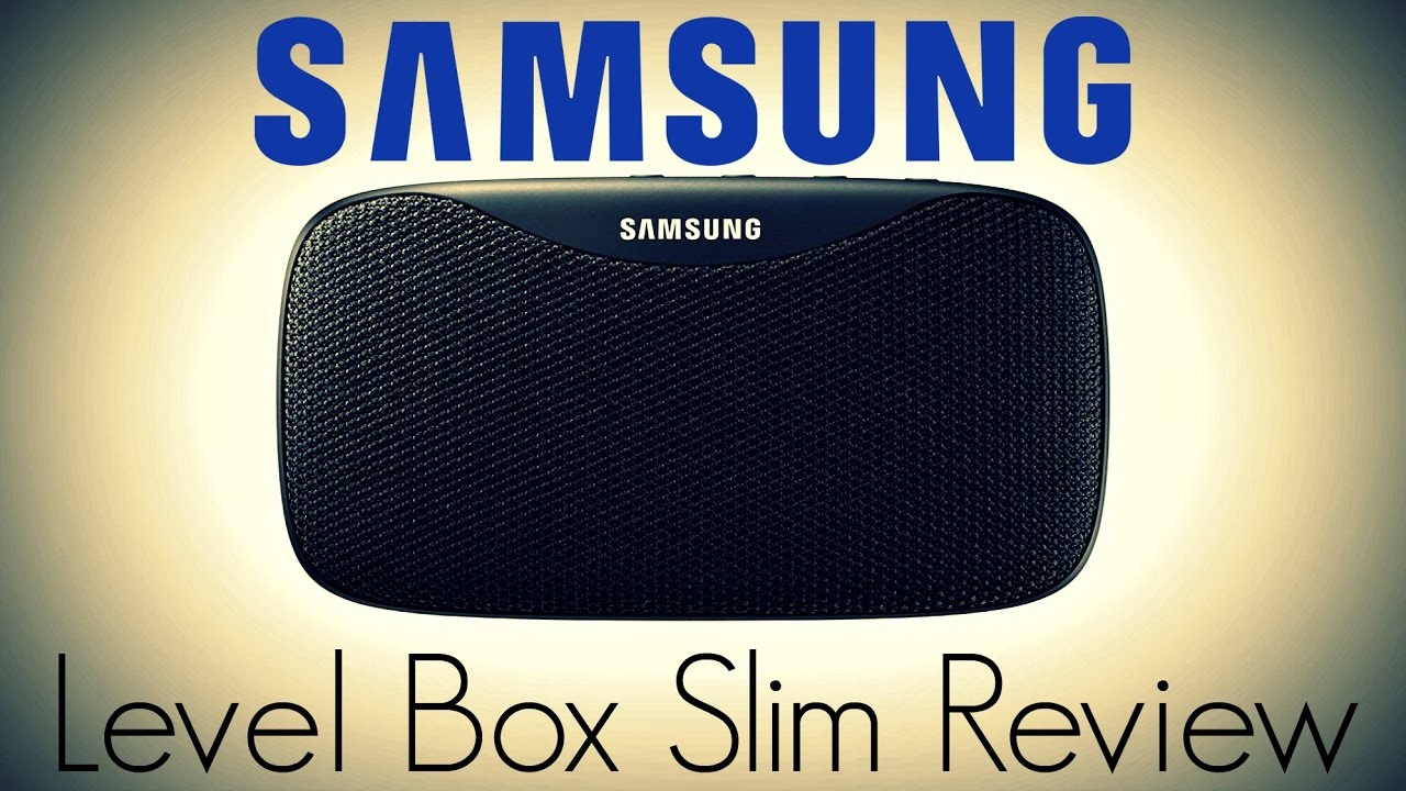Samsung Level Box Slim Bluetooth Speaker Review – Premium and Compact