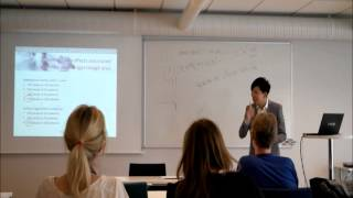 Dr Kieren Bong - Sweden 2013 - Teosyal 3rd Specialist Meeting Thumbnail