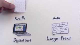 Accessible Instructional Materials (AIM): Simply Said thumbnail