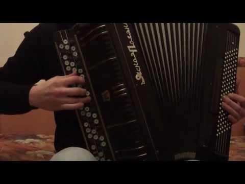 Альфия Авзалова - Ак Чэчэклэр(на баяне)