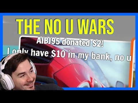 "The ""No U"" Wars // AR12Gaming"