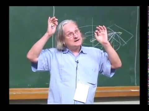 29º CBM - Palestras de Divulgação - Etienne Ghys