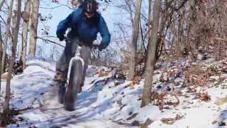 Mongoose Vinson Fat Tire Bike Check