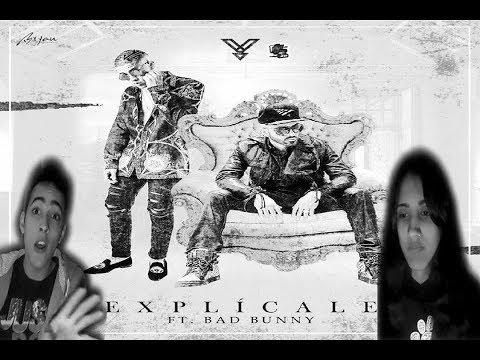 Yandel - Explícale (Official Video) ft. Bad Bunny - REACCIÓN - Maranco
