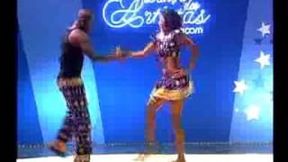 Oliver Style na 6ª Gala do Dança dos Artistas Vodacom