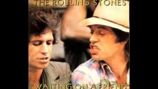 ROLLING STONES: Waiting On A Friend (Early Version 1972)