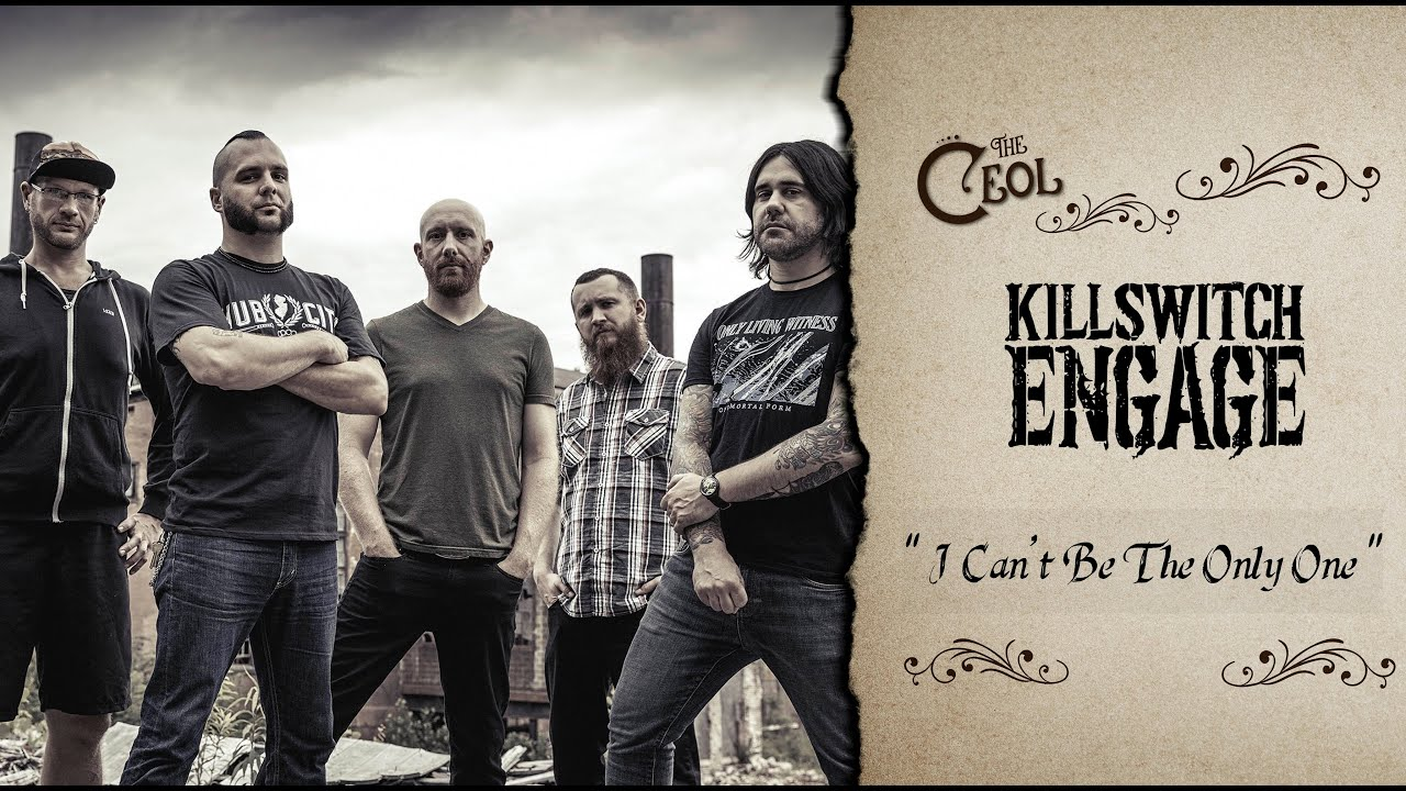 vesícula biliar Paja amor  Killswitch Engage - I Can't Be The Only One [ Sub. Español / English Lyrics  ] - YouTube