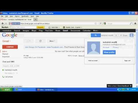 Cara Sign Out dari Akun Gmail | Doovi