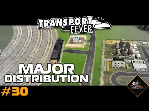 Major Distribution Hub | Part 1 of 5 | Transport Fever North Atlantic #30