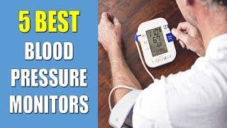 ☑️ Blood Pressure Monitor: 5 Best Blood Pressure Monitors In 2018 | Dotmart