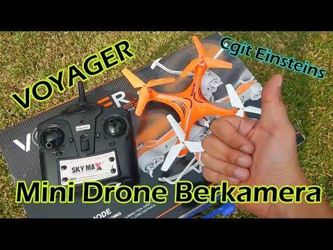 VOYAGER Drone Murah 375 RIbu Ada Kameranya Gesit Lincah xD Mp3