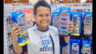 Hunting 5 Hot Wheels Speed Graphics