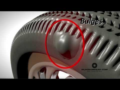 Tyre Safety Guide - Tyre Damage