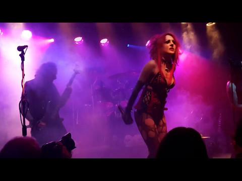 Theatres Des Vampires - Morgana Effect - live Midian(CR) 06/05/17
