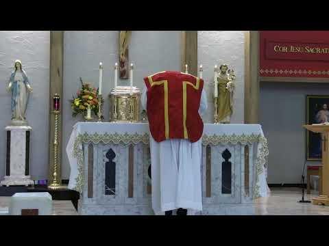 Daily Mass 9/16/20