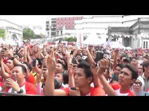 Via Vallen - Rindu serindunya [live alfamart Semarang]