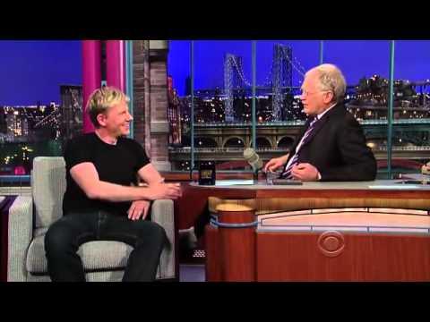 David Letterman - Bjorn Lomborg - 2011.04.12