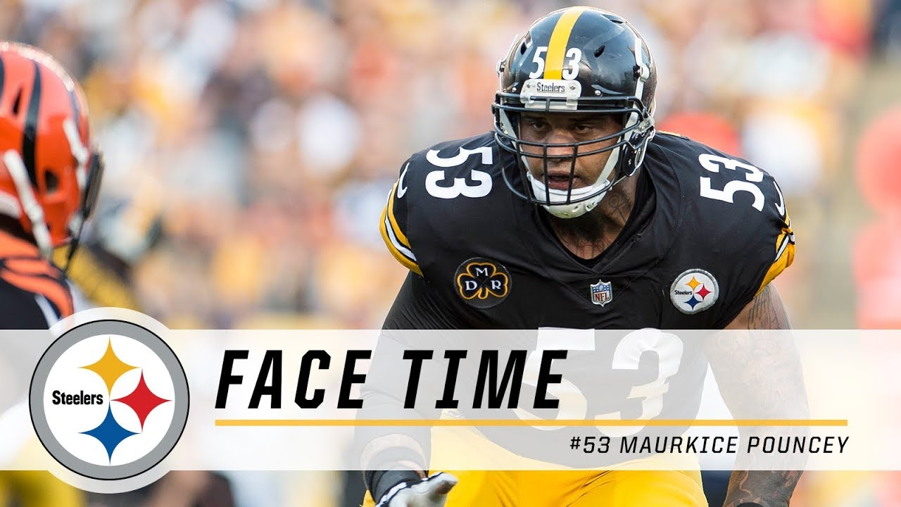 Face Time Maurkice Pouncey