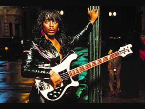 Cold Blooded - Rick James (1983)