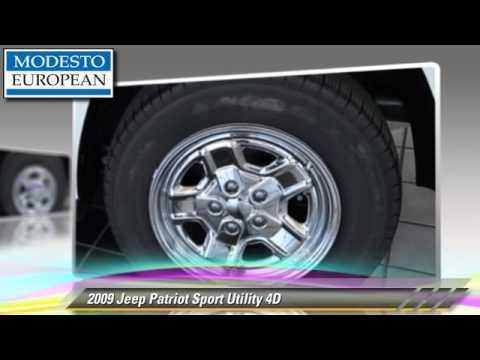 2009 Jeep Patriot – Modesto European, Modesto
