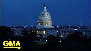 Democrats signal deal approaching on Biden infrastructure plan l GMA