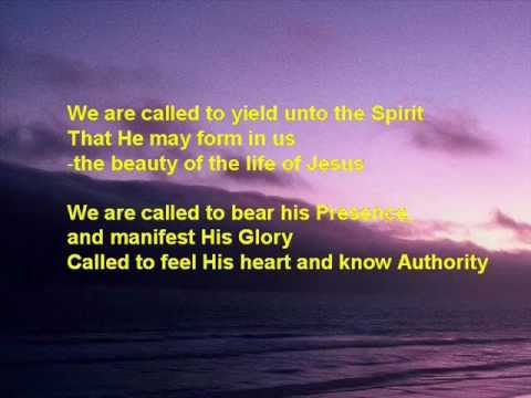 Best Praise and Worship hymn - We Are Called - Steve Fry ( with Lyrics)