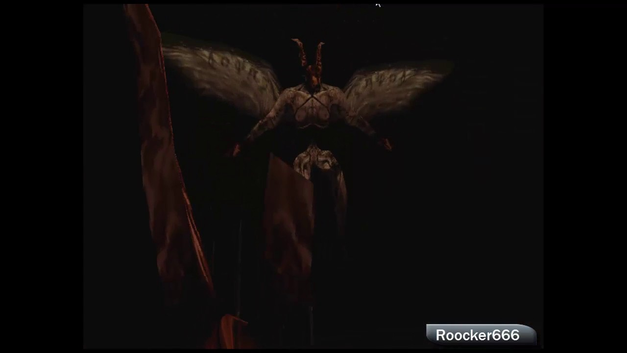 Silent hill 1 Harry with Samael head memory editing psx ps1