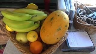 354.Owoce tropiku