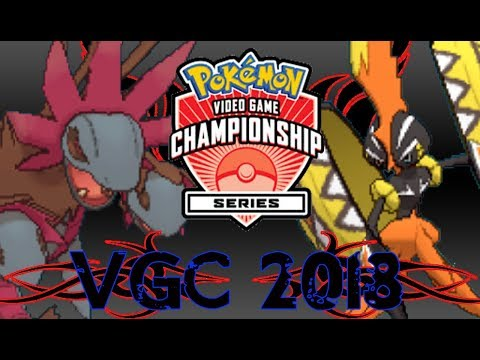 Pokemon VGC 2018: Punch Hard, Punch Fast