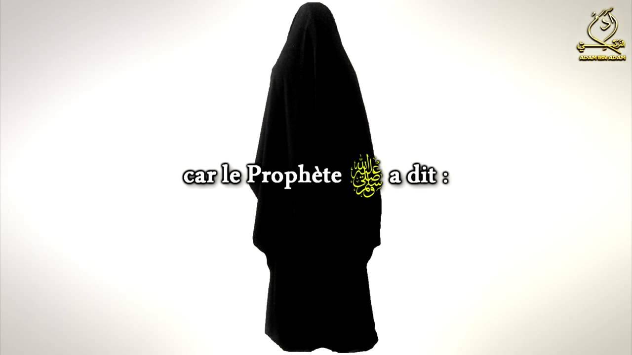 Sheikh Délimitation De Femme La Ferkous Du Musulmane Voile bf76yYg