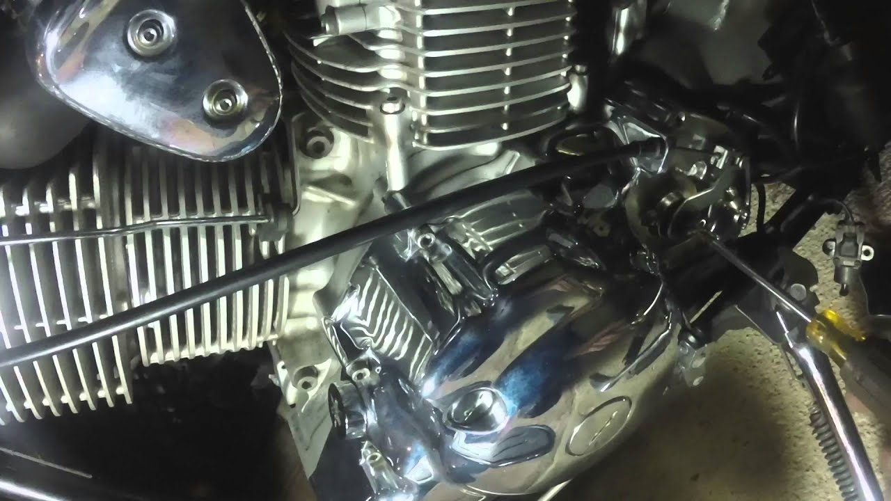 SOLVED: Install new throttle cable on '00 vstar 650 - Fixya