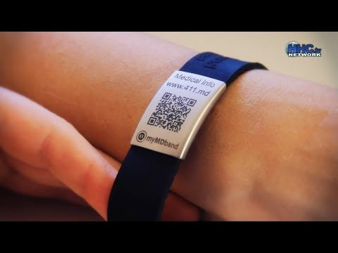 MyMDband Medical Bracelet Distribution in Tiberias