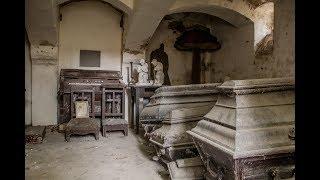 Opuszczona krypta z XIX w.\ Abandoned crypt from XIX century English subtitles