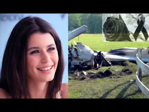 Fallece actriz famosa Beren Saat en un accidente aereo