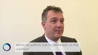 Where can patients look for information about urology?