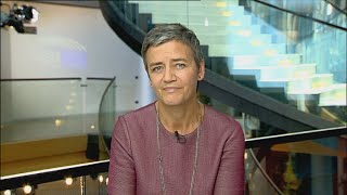 Margrethe Vestager: 'Google has to follow European rules'