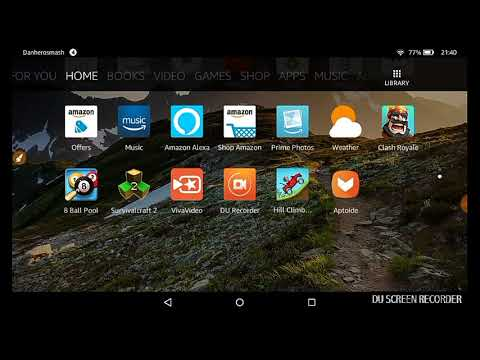 How To Download Aptoide On Samsung/Android And Kindle Fire Tablets 100℅ REAL