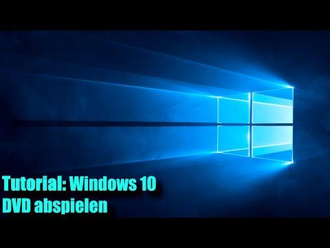 Windows 10 DVD abspielen (Freeware / VLC)